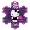 Hello Kitty Purple Snowflake/Star 1